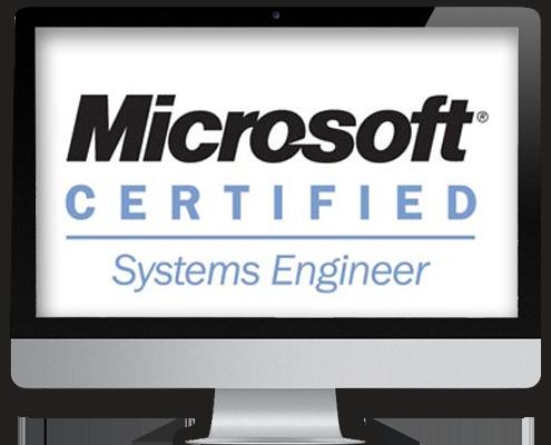 certified microsoft enigneer