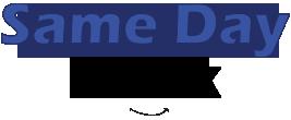 Same Day Geek Logo