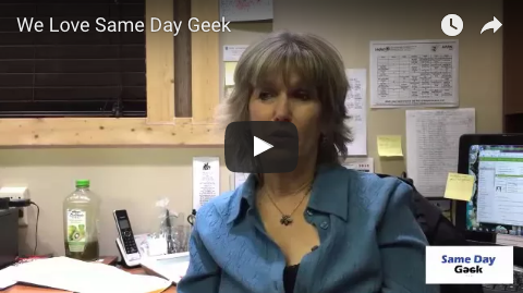 why choose same day geek